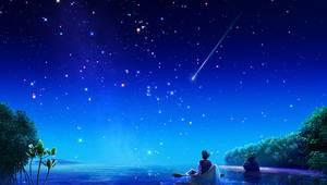 Зоря із неба впала...