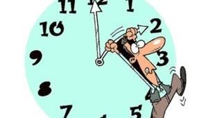 Чому так лине час не спинно
