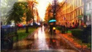 Вдихає осінь наше місто