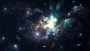 Из пыли рождаются звёзды.