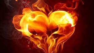 Палаюче серце