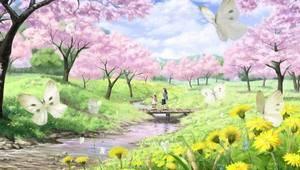 Весняне кохання