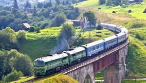Чому страждають поїзди?